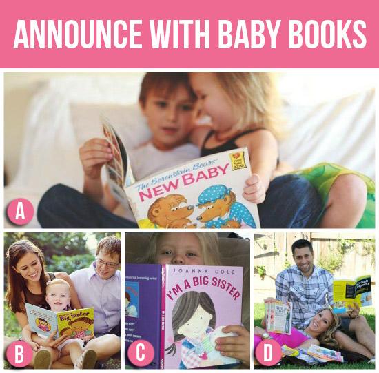 Becca-Pregnancy-Books