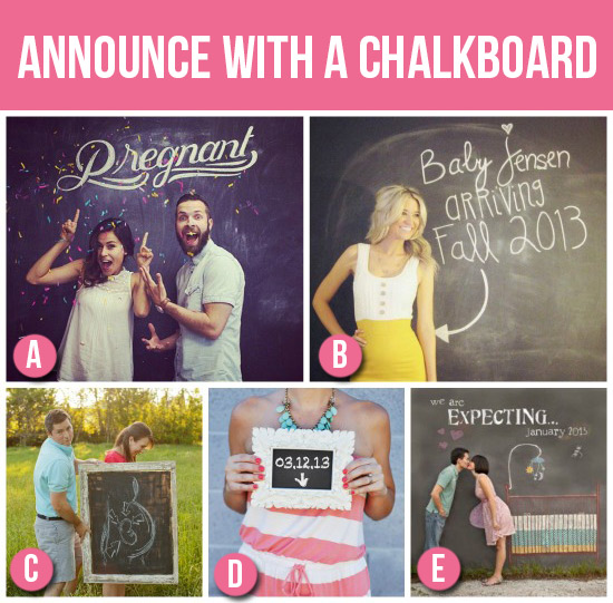 31 best Announcing your pregnancy in style images – How to Make a Baby Announcement