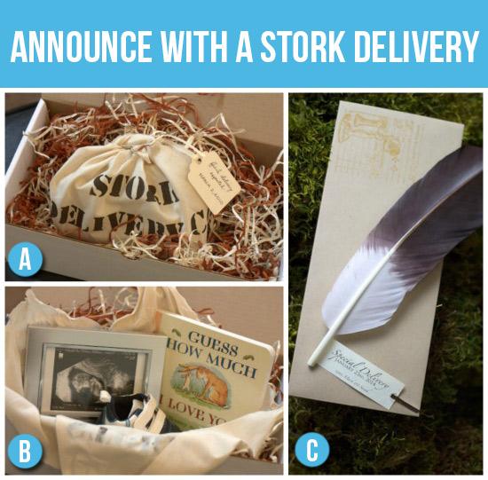 Becca-Pregnancy-Stork