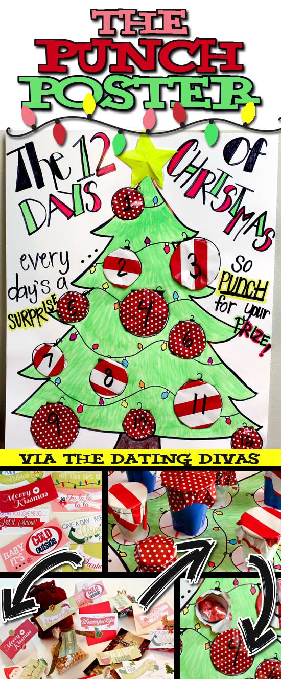 dating divas twelve days of christmas