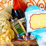Suite Retreat Kit: A Romantic Basket For Two