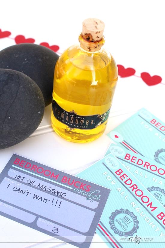 Bedroom Bucks Hot Oil Massage