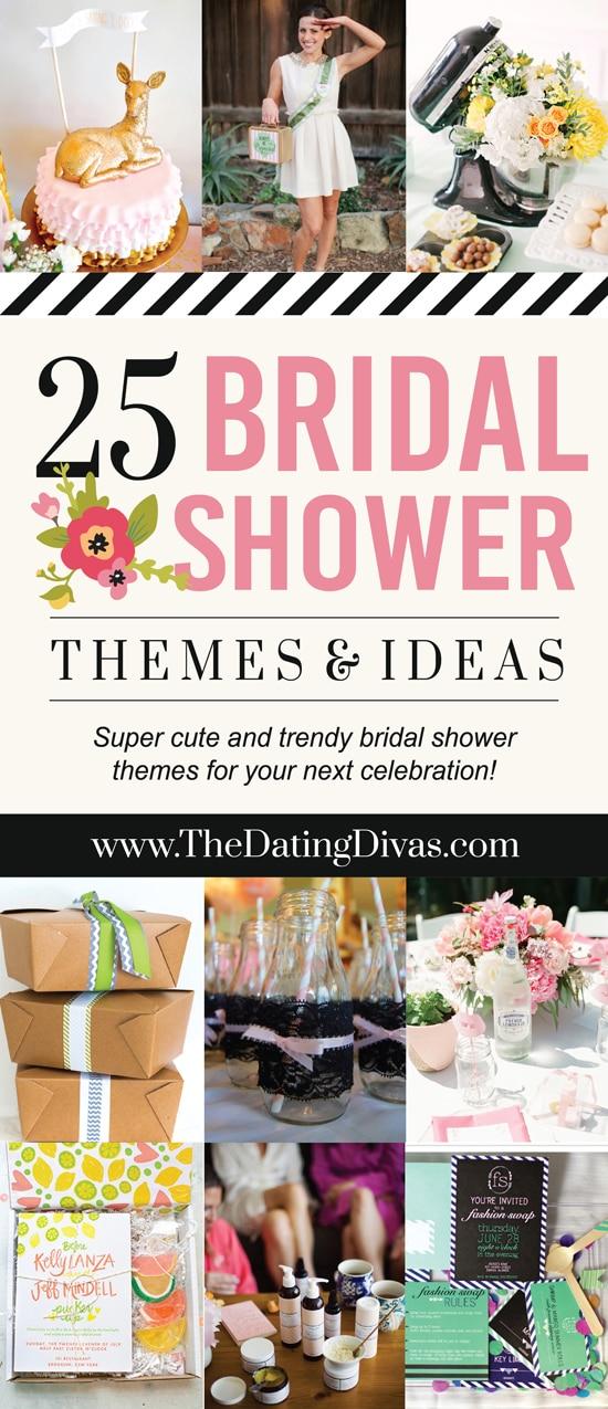 The dating divas bridal shower ideas