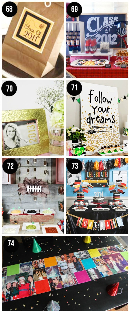 Best Graduation Party Themes