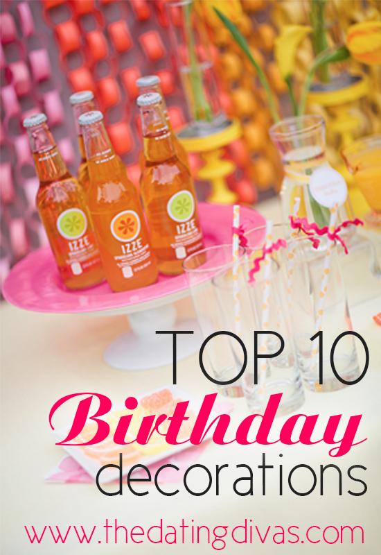 Chrissy - Updated Pinterest Pics - BirthdayDecorations