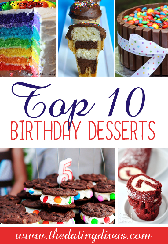 Chrissy - Updated Pinterest Pics - BirthdayDesserts