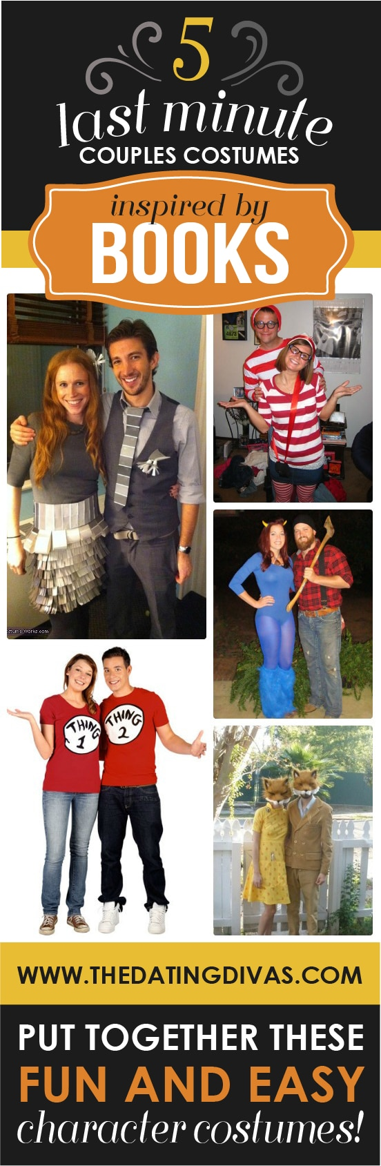 Last Minute Couples Costumes