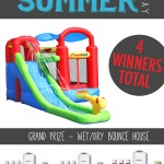 Spring into Summer Bounce House Giveaway!