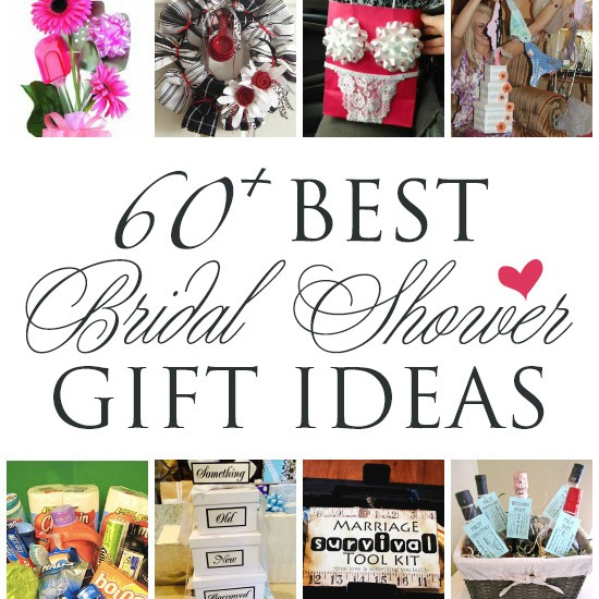 Creative Wedding Shower Gift Ideas coolbravofile.com