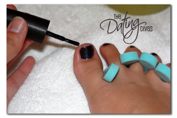 A Perfect Pedicure for Pretty Feet!