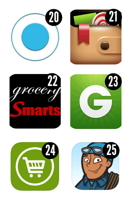 Apps for Saving Money