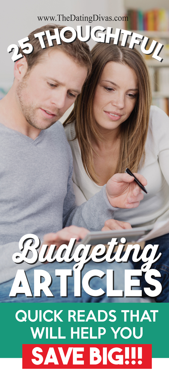 The Best Budgeting Articles