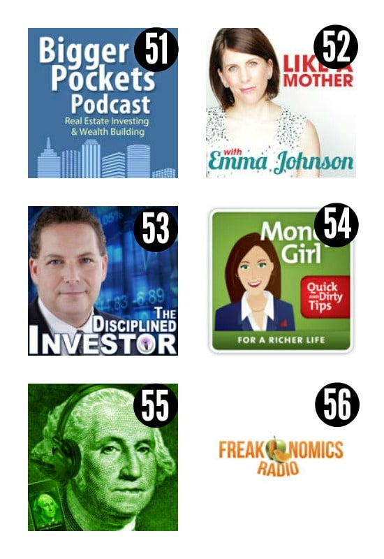 Entertaining Podcast for Budgeting and Saving
