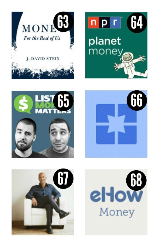 Great Podcast Episodes for Budgeting
