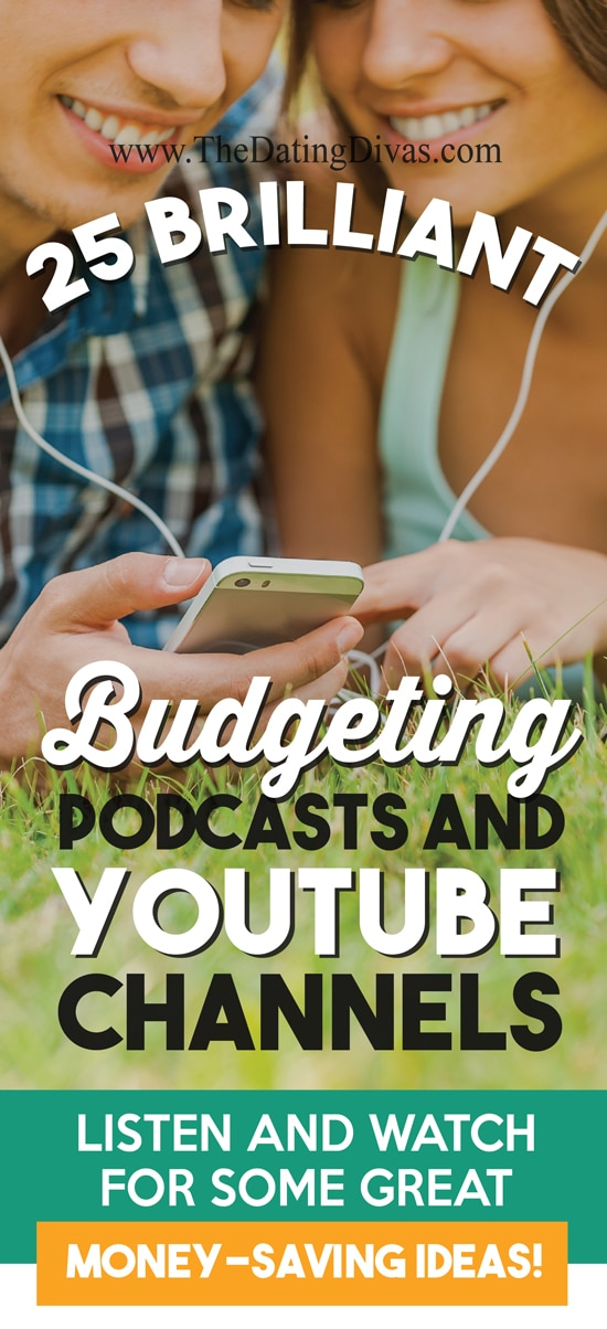 Budgeting and Saving with Podcasts and YouTube Channels