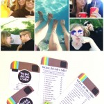 Selfie Date Night Scavenger Hunt with FREE Printables