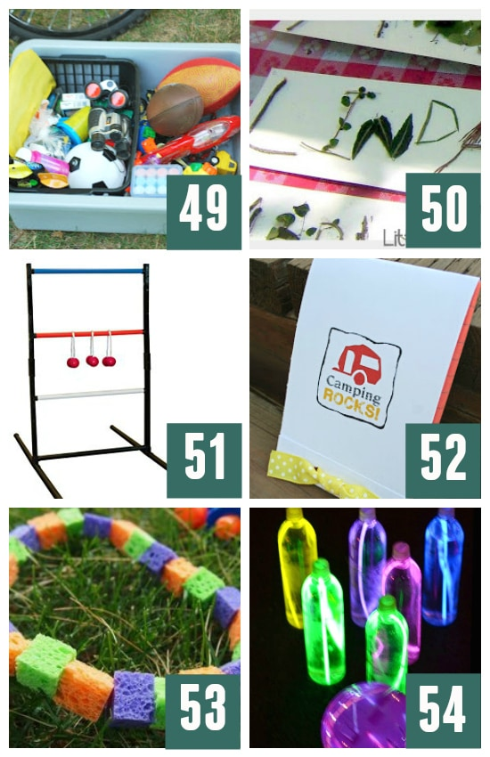Outdoor Ideas for Families