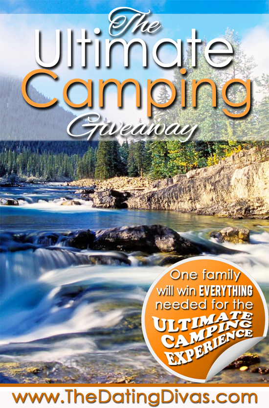 Camping Giveaway - TDD