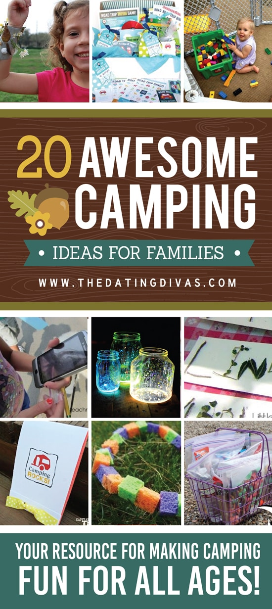 Camping Setup Ideas for Families