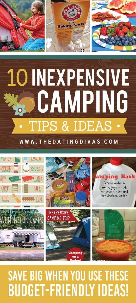 Tips For Making Camping More Budget Friendly