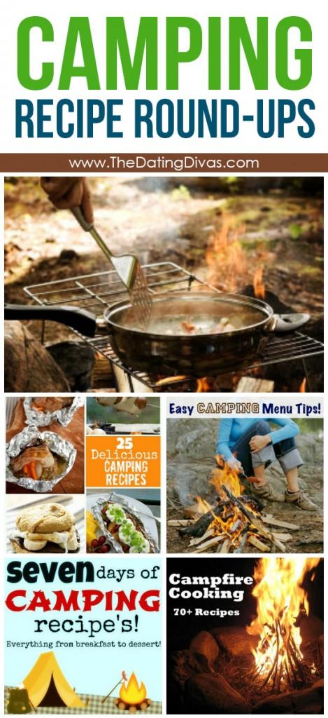 Camping Recipe Round-ups