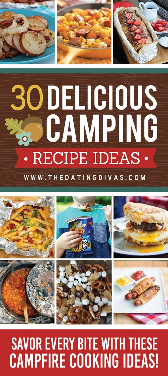 Fun Camping Ideas for Food