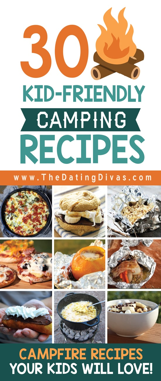 Kid Friendly Camping Recipes