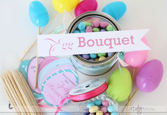 Candice-EggBouqet-Materials