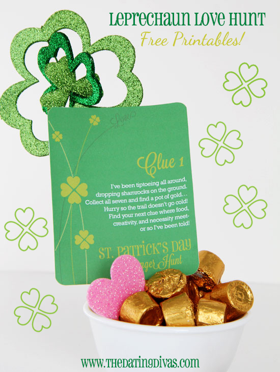 Candice-Leprechaun Love Hunt-Pin