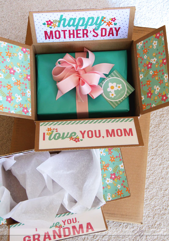 Decorative Gift Boxes for Mother's Day