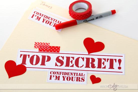Love Scavenger Hunt for Valentine's Day