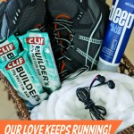 Gift for Him: Our Love Keeps Running