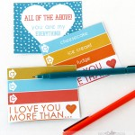 """Would You Rather…"" Printable Love Notes"