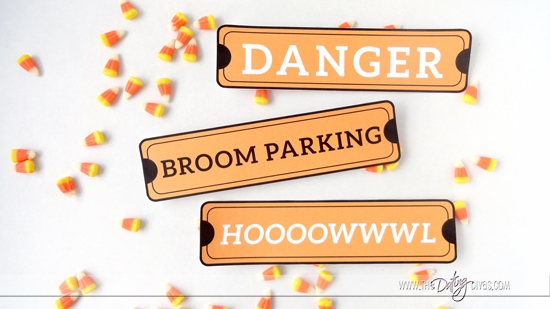 Car Decoration Signs