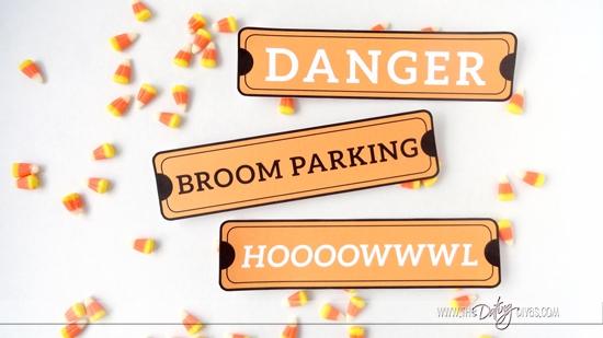 Car Decoration Signs
