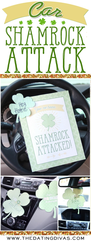 Car Shamrock Attack