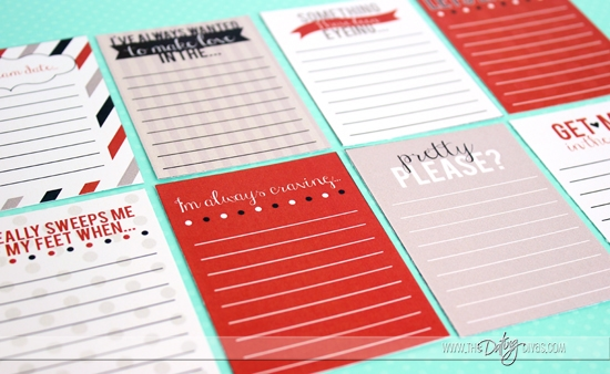 Cards for the Hint Box