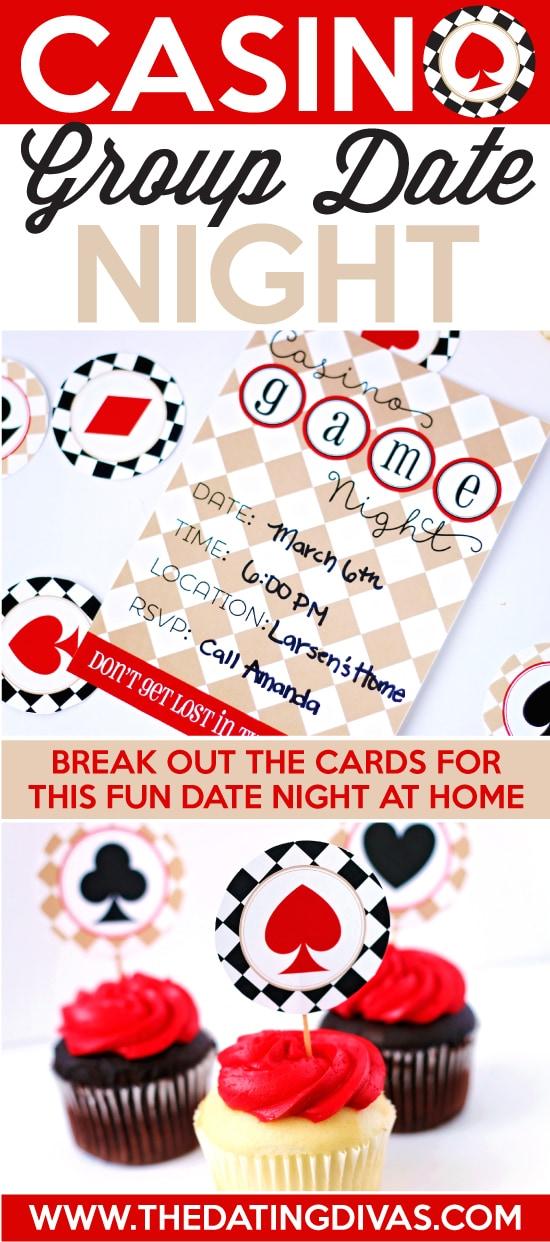 Casino Group Date Night