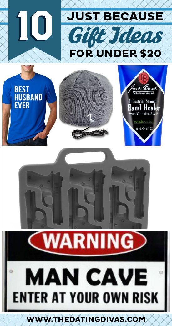 Cheap Gift Ideas For Him