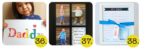 Chrissy - 50 DIY Father's Day Gifts - 12