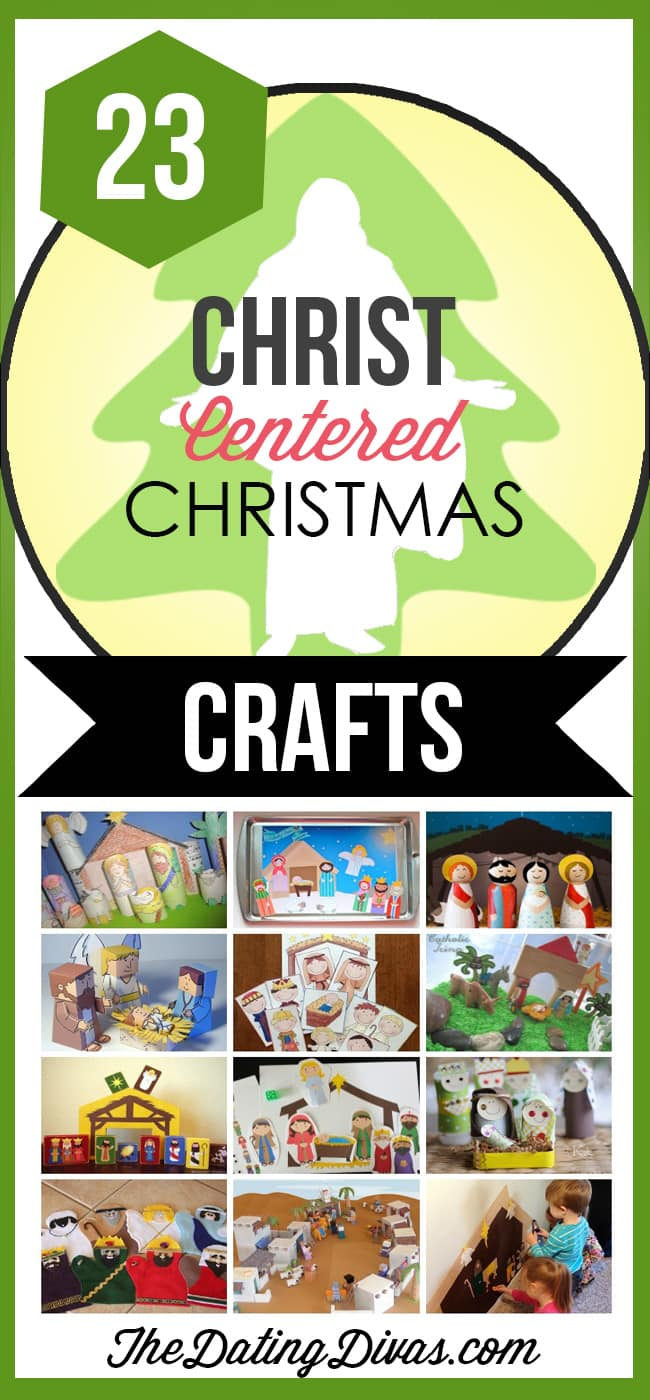 Fun Christ-Centered Christmas Crafts and Activities for Kids