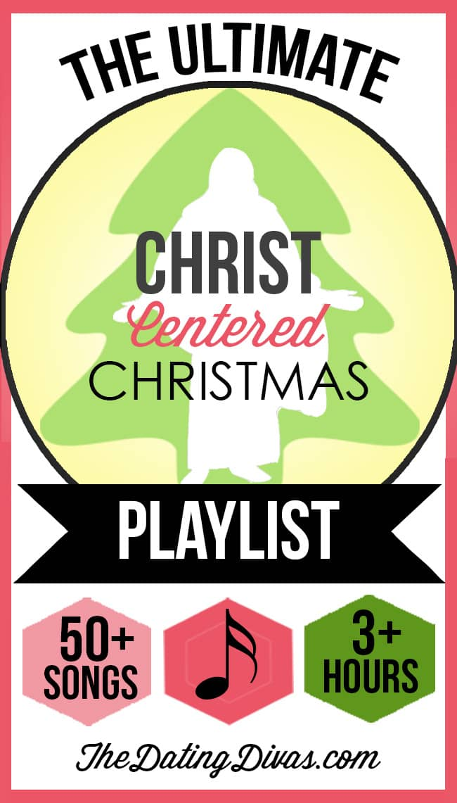 The Ultimate Christ-Centered Christmas Playlist!  Over 50 songs and 3 hours of beautiful music.