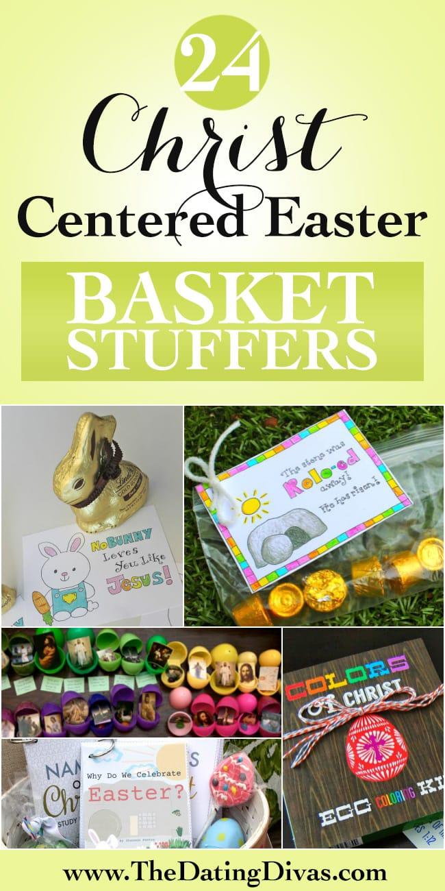 24 Christ-Centered Easter Basket Stuffers