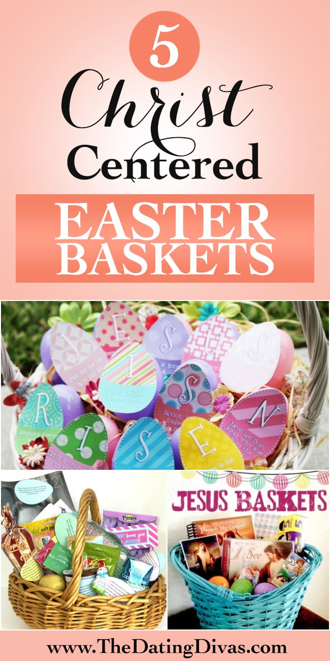 Christ Centered Easter Baskets