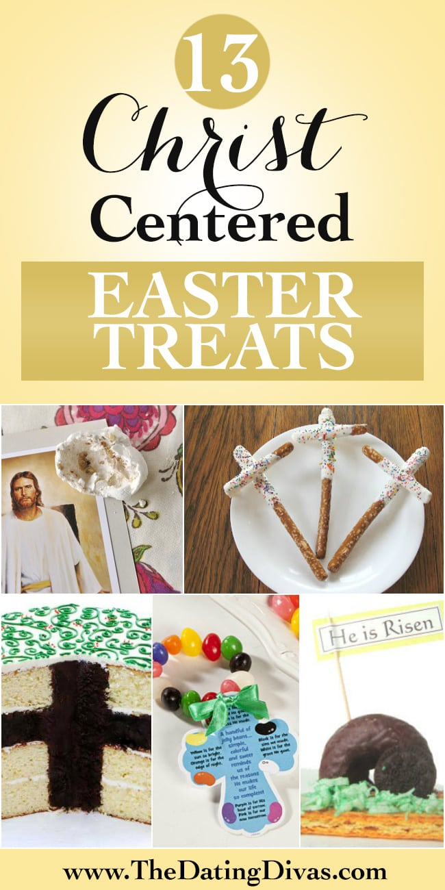 Christ Centered Easter Treats