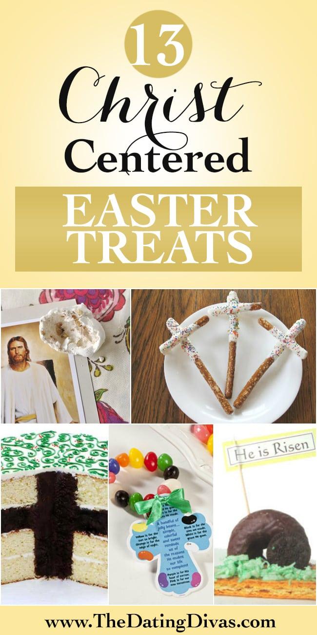 Christ Centered Easter Treats