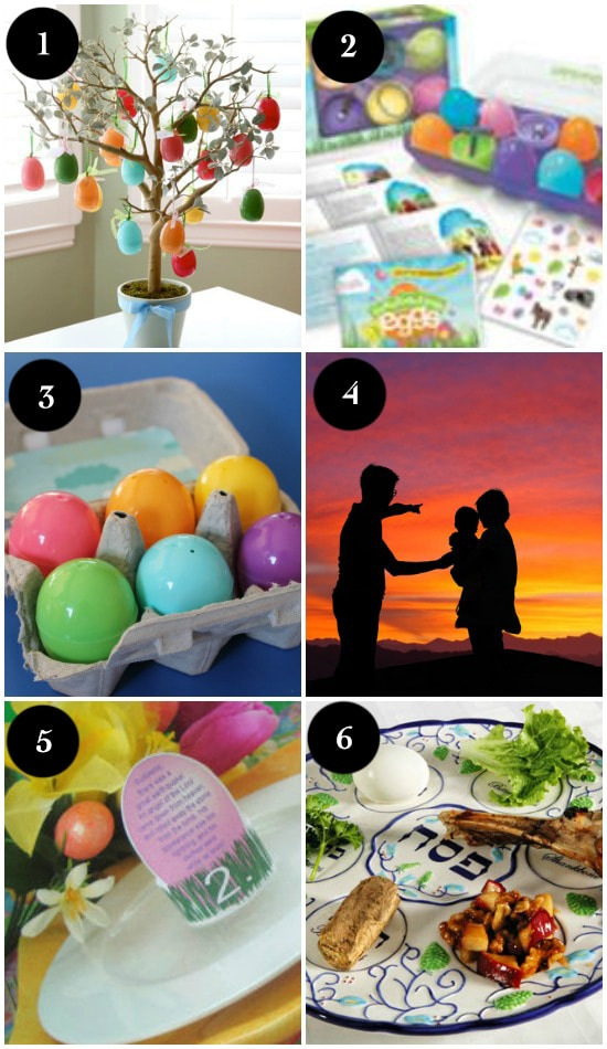 6 Christian Easter Family Tradition ideas
