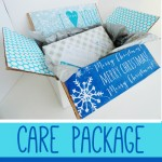Christmas Care Package Pinterest Picture