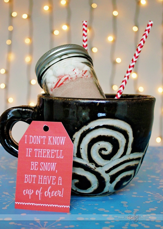 Christmas Cuddle Kit Hot Cocoa