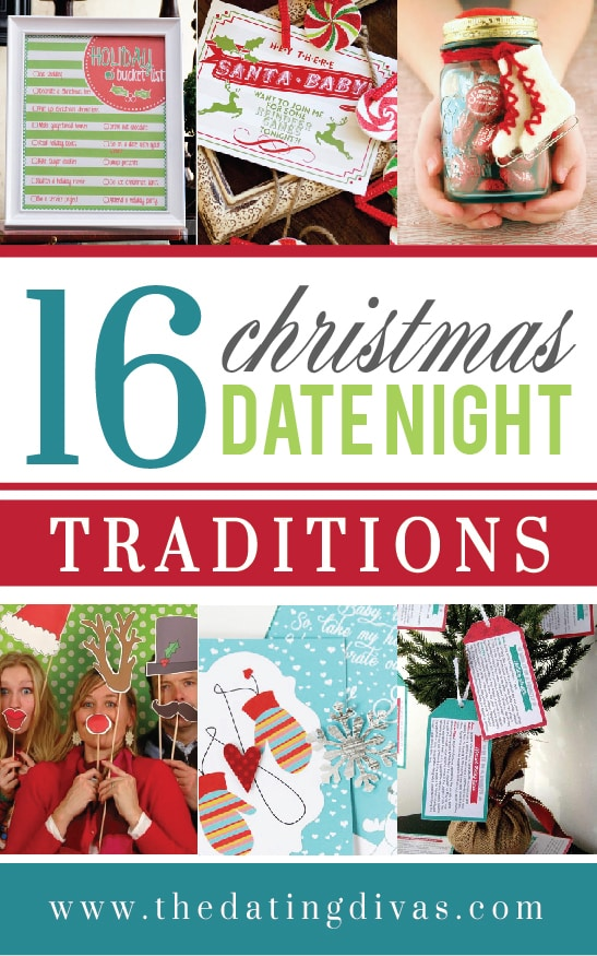 Christmas Date Night Traditions
